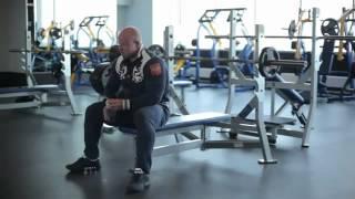Силовые упражнения для мужчин 1 урок
