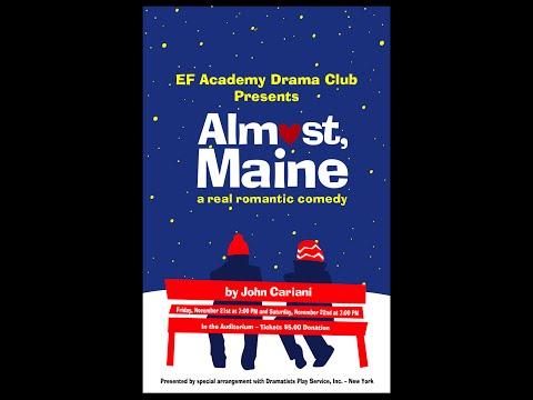 Almost, Maine - EF Academy Drama Club - Fall 2014