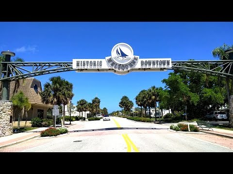 Historic Downtown Melbourne in Melbourne, Florida