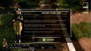 Xbox 360 History Legends of war: Patton