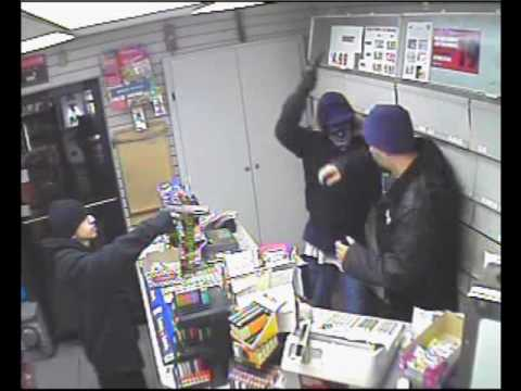 Ottawa Crime Stoppers - Saab Gas station robbery