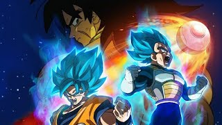 Dragon Ball Super Broly (Trailer 1 ENG-SUB)