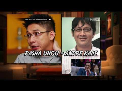 The Best Of Ini Talkshow - Ini Nih Fakta Mencengangkan Kalo Andre Nyamar Jadi Pasha Ungu