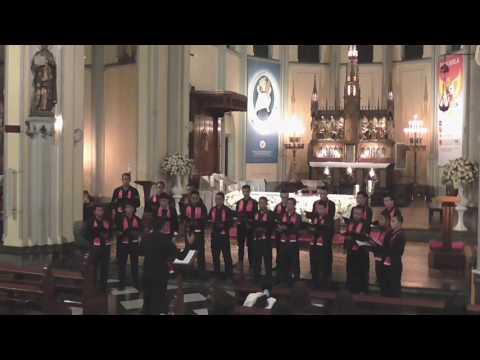 Tuhan Adalah Gembalaku Mzm 23 - St. Francis Male Choir