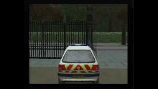 The Getaway PS2 Free Roam