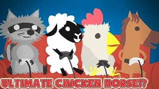 BEST WAY TO TROLL YOUR FRIENDS! - ULTIMATE CHICKEN HORSE!