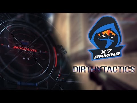 BUSTED! X7 GAMING/dirthytactics
