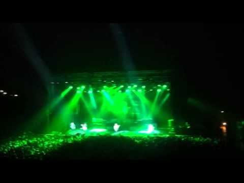 Asking Alexandria (Live)   Westfest 2014   New Zealand