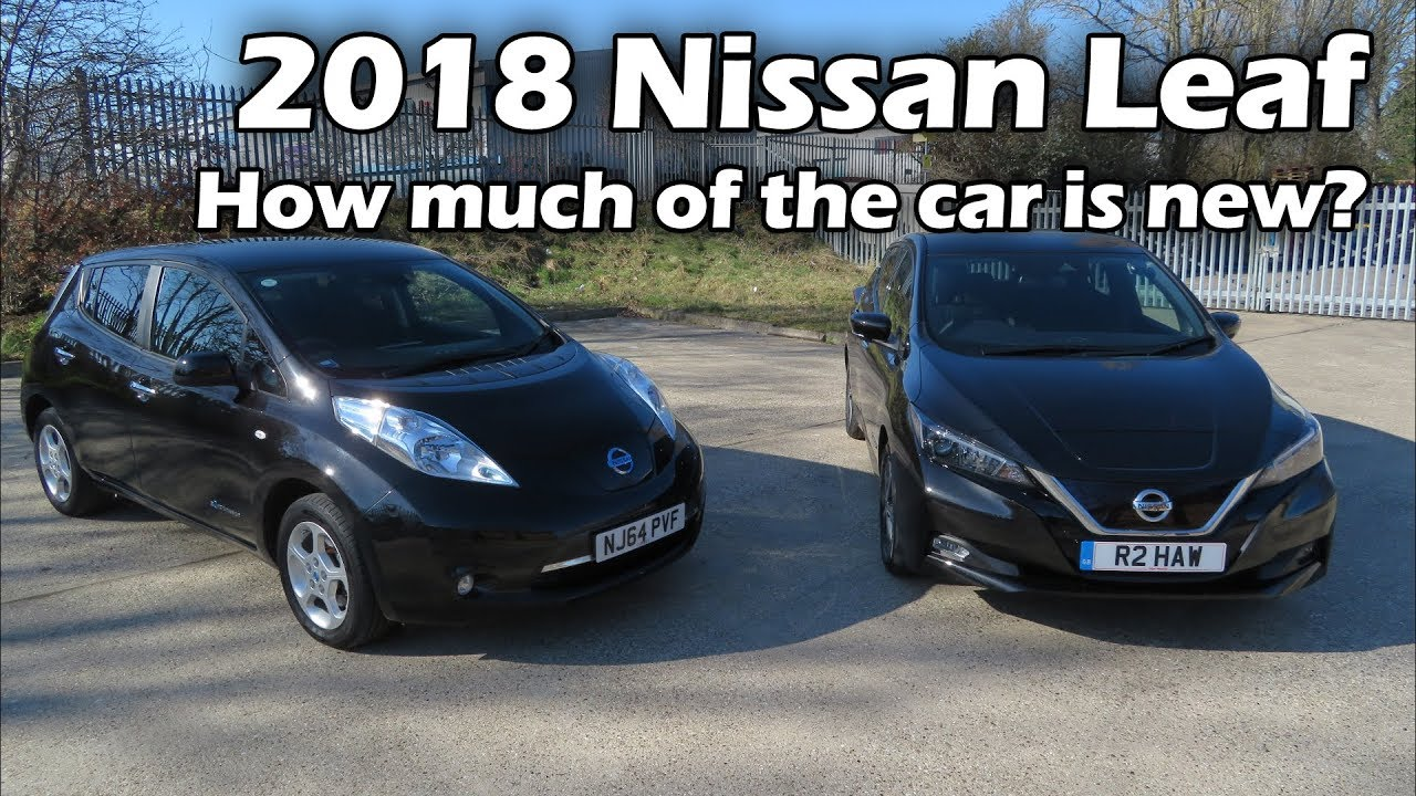 2018 Nissan Leaf 2 Zero How Much Of The Car Is New