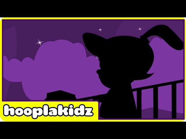 HooplaKidz Nursery Rhyme | My Bonnie Lies Over The Ocean