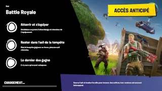 [PS4/FR] LIVE FORTNITE NEW SKIN & PIOCHE !!!