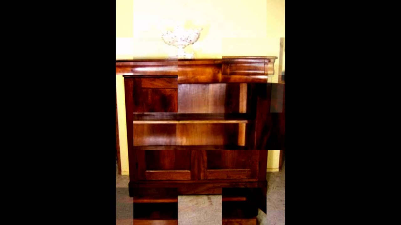 Restauraci n de muebles antiguos youtube - Restauracion muebles antiguos ...