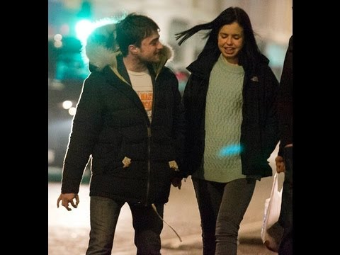 is daniel radcliffe dating erin darke