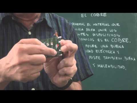 Clase 54: Corriente eléctrica, teoría.