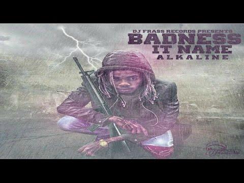 Alkaline - Badness it Name (Double Murda Riddim)