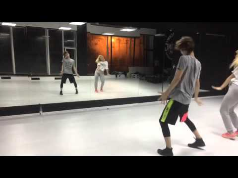 Rihanna - Red Lipstick | Shocking Scream Dance Academy - Jazz funk