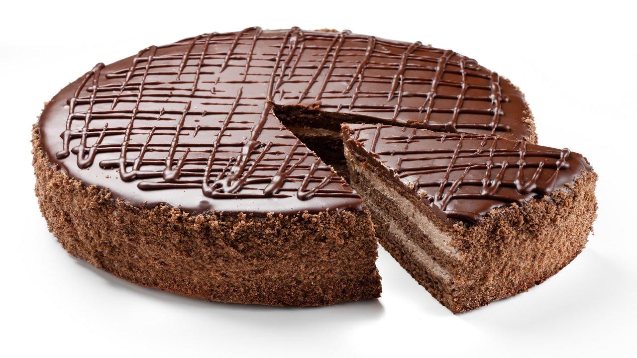 Торт Прага. Рецепт с фото пошагово (рецепт торта Прага в ...