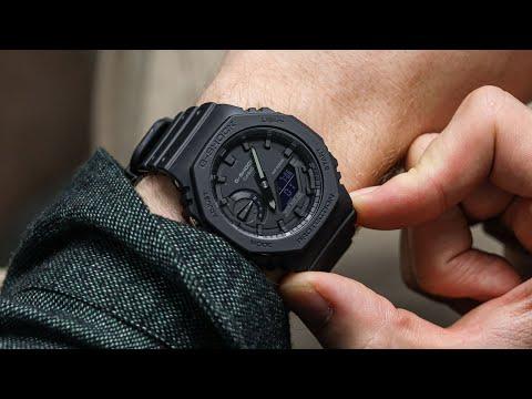 This Watch Broke The Internet… | The G-Shock Casioak GA-2100 & GMA-S2100