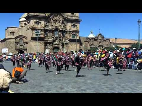 Cuzco Festival - Day of Children's Dances