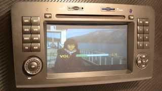 Mercedes ML320 Multimedia
