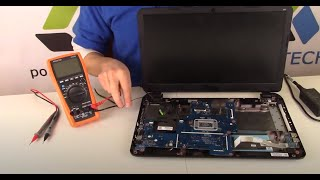 How to Test Your HP Power Jack if Your Laptop is Not Turning On or Your Battery is Dead