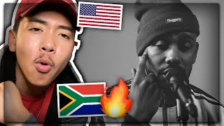 Youngsta Cpt Performs Wifey at Single Shot Sundays AMERICAN REACTION! South African Music USA REACTS