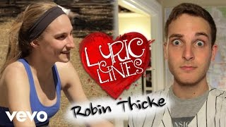 VEVO - Vevo Lyric Lines: Ep. 22 – Robin Thicke