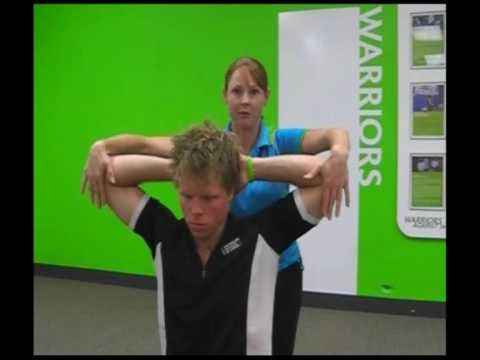 PNF Stretching Tutorial - YouTube