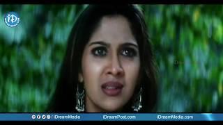 Andaru Dongale Dorikite Movie Scenes - Prabhu Deva Saves Ankita From Drowning In Water    Nagababu