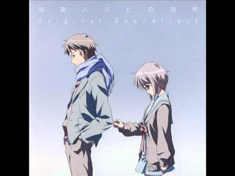 The Disappearance of Haruhi Suzumiya OST  Rekishi no