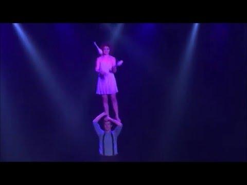 International Acrobatic Juggling Act