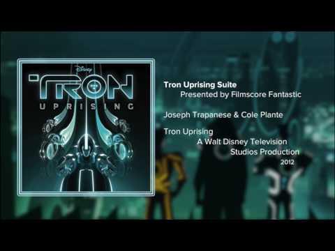 Filmscore Fantastic Presents: Tron Uprising The Suite