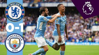 Челси  0-1  Манчестер Сити видео