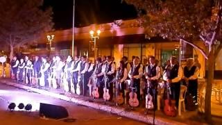 LAS 100 GUITARRAS MERCEDINAS--HIMNO NACIONAL ARGENTINO