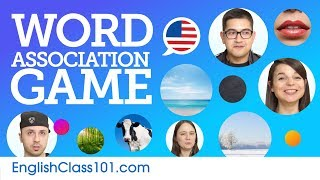 Americans Play The Word Association Game