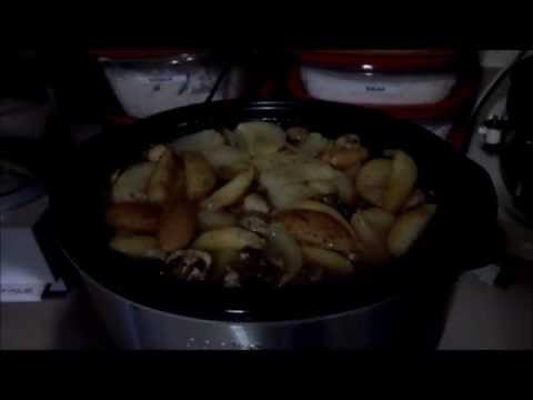 Slow Cooked Pork Loin Recipe