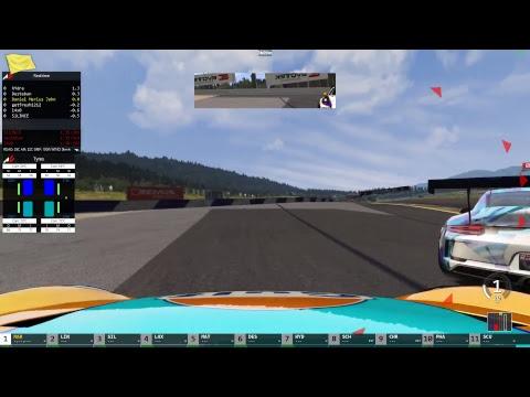 VzR - Ligarennen - Porsche 911 GT3 Cup - Spielberg - Sonntag, 24.09.2017