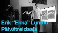 Nordnet Traders' Club: päivätreidaaja Erik Lundin