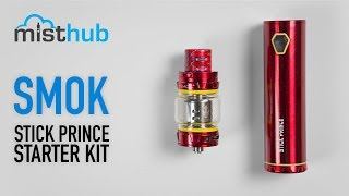 SMOK Stick Prince Starter Kit Video