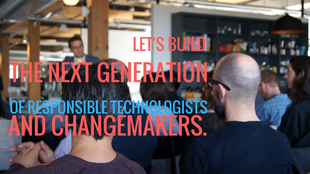 All Tech Is Human: Let's Build a Better Tech Future