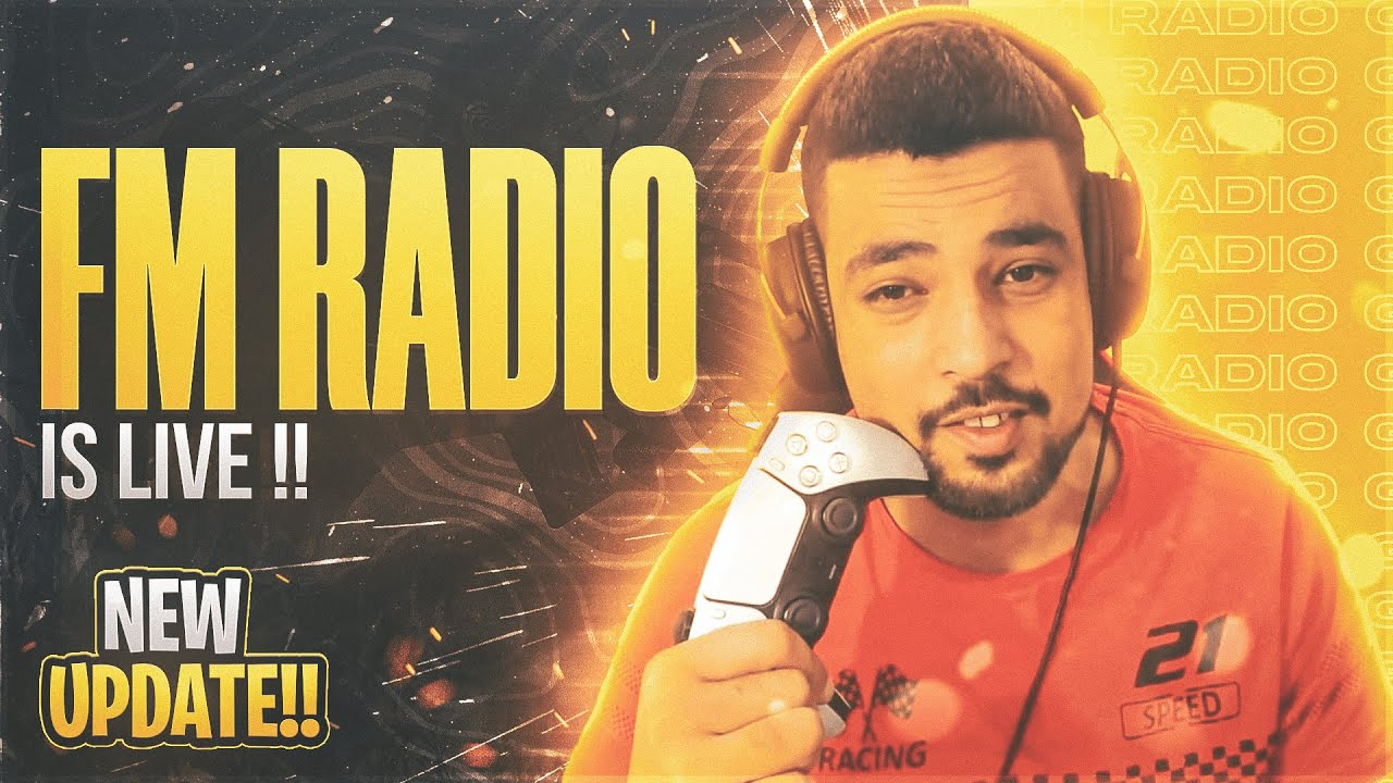 BACK WITH NEW CHALLENGES   PUBG MOBILE   LIVE STREAM   FM RADIO GAMING