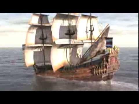 barco holandes zeven provincies 1665