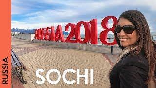 Travel to Sochi, Russia (2018 vlog) | SO NICE!