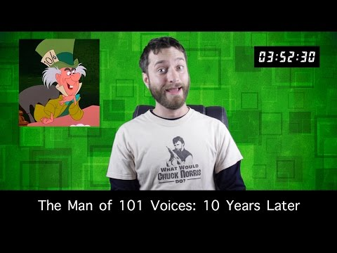 The Man of 101 Voices: 10 Years Later