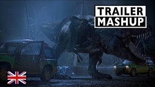 What if JURASSIC PARK had the trailer of WORLD WAR Z?