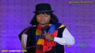 Colombia Tiene Talento 2T - EL INDIO CHIMBILIN - 14 de Mayo de 2013.