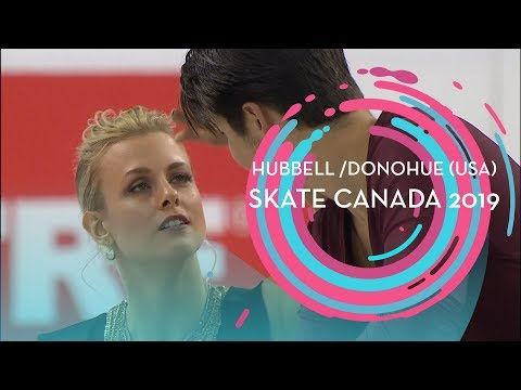An American Ice Dancing Pair Brought A Star Is Born to the Ice, and We'll Never Meet the Ground