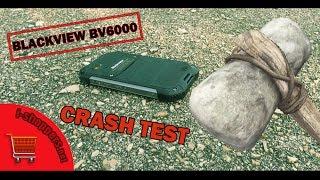 BLACKVIEW BV6000 КРАШ ТЕСТ: выжить или умереть (real Crash Test)