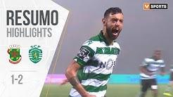 Highlights | Resumo: Paços de Ferreira 1-2 Sporting (Liga 19/20 #9)