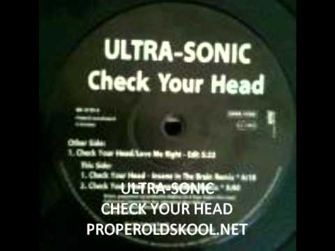 ULTRA-SONIC -CHECK YOUR HEAD